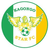 Kagongo Star Football Club logo.