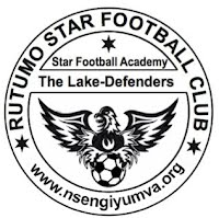Rutumo Star Football Club logo.
