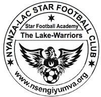 Nyanza-Lac Star Football Club logo.